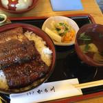 かも川 - 料理写真:うな丼