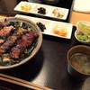 鳥将 - 料理写真:焼鳥丼ランチ    950円