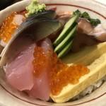 Sammaimesukegorou - 海鮮丼