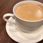 LEAFⅡ - ◆銀座バリスタの森のコーヒー 400円(税込み)