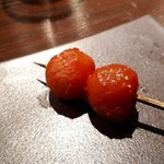 YAKITORI燃WEST - 焼きトマト