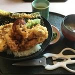 明石江井島酒館 - びっくりたこドン定食
