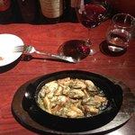 FUMO14番地 - 石巻産牡蠣!のプランチャ