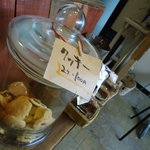 cafe Complet - テイクアウトクッキーも人気