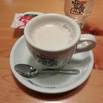 105641068 - 今宵もミルクコーヒー。今度はモーニングコーヒー飲みたい
