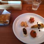 トラットリア クアクア - 料理写真: