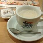 105644344 - 今夜もミルクコーヒーを
