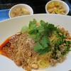明煌華 - 料理写真:・「汁無し担々麺(¥850)」