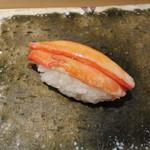 鮨 なかや - ずわい蟹