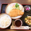 稲穂 - 料理写真:とんかつ定食 1280円