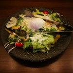 炭火居酒屋 炎 - シーザーサラダ