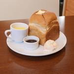 cafe しょぱん - 自家製食パンモーニング