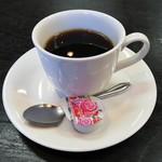 みやこ食堂 - コーヒー付き
