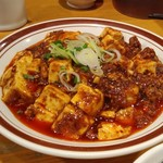 105662238 - やっぱり美味しい麻婆豆腐、いつ食べても最高の味