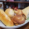 パントリコ - 料理写真:ミルククリーム、パン・オレ、ウインナーロール、シナモンロール、クロックムッシュ