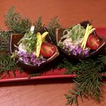 地鶏と個室居酒屋 よし河 - 料理写真: