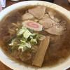 盛来軒 - 料理写真:煮干し中華そば(¥750)+大盛(¥100)
