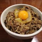 105668474 - 牛丼「肉牛」です☆ 2019-0405訪問
