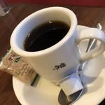 サクラ屋珈琲店 - ブレンドコーヒー