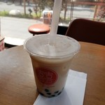 台湾茶Cafe KIKICHA TOKYO - タピオカミルクティー