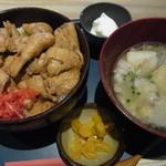 麹蔵 - 黒糖生姜焼丼
