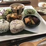 たべもの屋 福ちゃん - 料理写真:週替わりSET ¥1,200