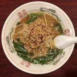 味鮮 - 料理写真:台湾ラーメン 580円