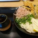 本格讃岐ぶっかけうどん 麺の里 - 料理写真: