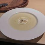 KENの厨房 - さつまいもポタージュスープ
