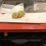 天ぷら ひさご - そら豆