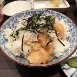 天ぷら ひさご - 天バラ