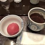 天ぷら ひさご - デザート