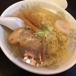 中国料理 廣河 - コク、旨塩ラーメン