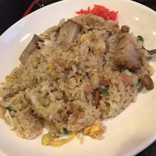 中国料理 廣河 - 五目チャーハン