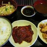 だいかっちゃん - 料理写真:焼肉ランチ @880円