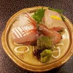 10568203 - 造里 季節の鮮魚