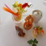 ガーデンレストラン -