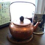 大島屋 - 蕎麦湯