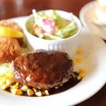 レストラン Kiya - 料理写真:欲張り洋食セット。