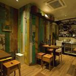 立ちバルイタリアン BOTTI - 2階テーブル18席