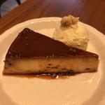 Cafe 清澄 - 濃厚カスタードプリン