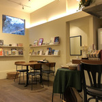 Cafe 清澄 - 店内