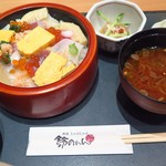 105687918 - 春のちらし寿司1,490円(税込)