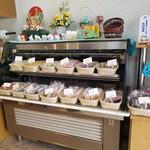 シャン・ドゥ・フレーズ - お菓子もたくさん