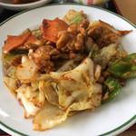 金麒麟 - 料理写真:回鍋肉