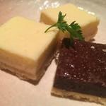 八吉 - 濃厚チーズケーキ¥580