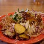 ステーキハウス ブロンコビリー - ステーキハウス ブロンコビリー 静岡SBS通り店  サラダ