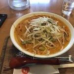 ラーメン茶屋てまり - 野菜担々麺