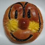 ベーカリーモール - 料理写真:あんぱんまん ¥135+税