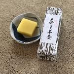 京菓子 岬屋 - あ巳羊羹